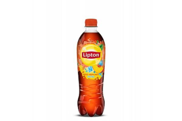Lipton Персик 0,5 л