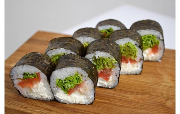 Ролл Футомаки с овощами