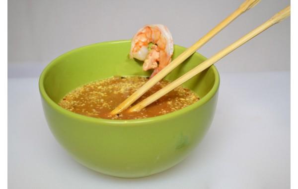 Суп сырный с Креветкой